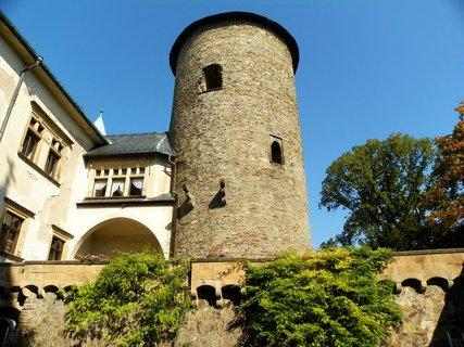 FOTKA - Šternberský hrad z 13 stol.