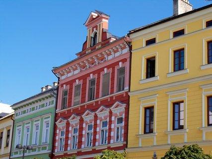 FOTKA - Historick� budovy na �ternbersk�m n�m�st�