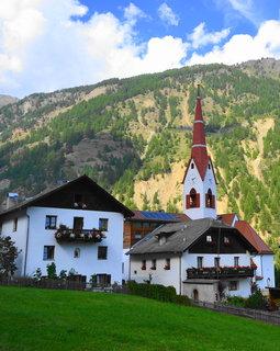 FOTKA - V koutku alpské vesničky