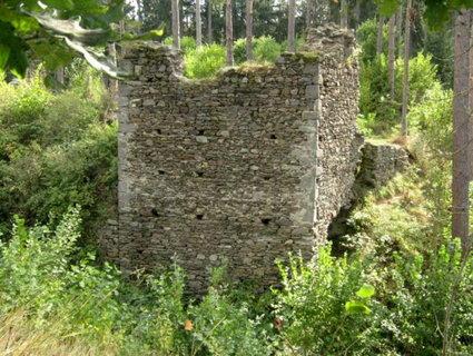 FOTKA - Zřícenina hradu Podmitrov 1