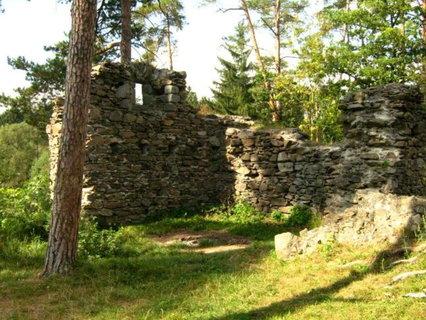 FOTKA - Zřícenina hradu Podmitrov 3