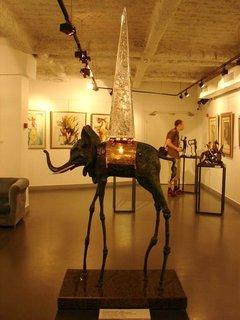 FOTKA - Museum Salvadora Dalího
