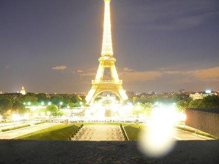 FOTKA - Eiffelova věž