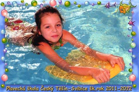 FOTKA - Markétka-plavec