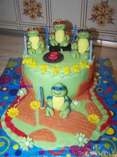 FOTKA - další želvy Ninja