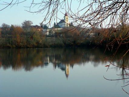 FOTKA - Listopad u rybníka