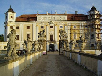 FOTKA - zámek Milotice