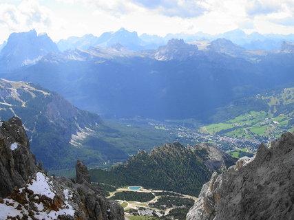 FOTKA - V horách nad Cortinou