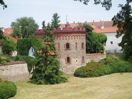 FOTKA - Třeboň - červenec 07 .