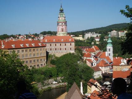 FOTKA - Český Krumlov - červenec 07