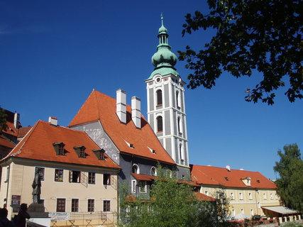 FOTKA - Český Krumlov - červenec 07 ..