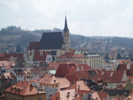 FOTKA - Český Krumlov - duben 09