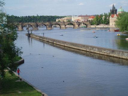 FOTKA - Karlův most - květen 09