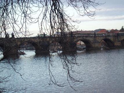 FOTKA - Karlův most - prosinec 08
