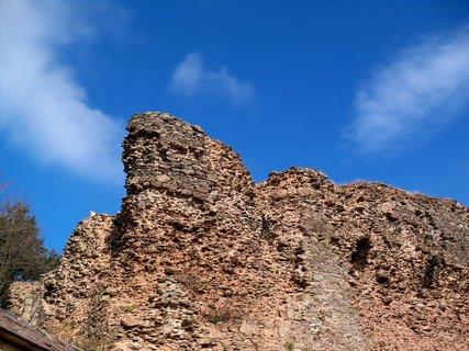 FOTKA - Zřícenina hradu Frymburk