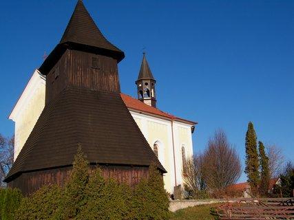 FOTKA - Kostel v Dolní Rovni