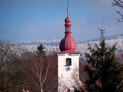 FOTKA - Sedloňovský kostelík
