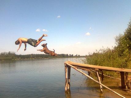 FOTKA - létající Bárt