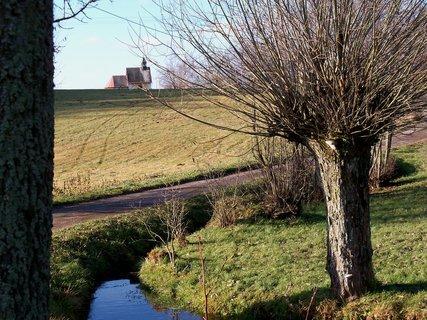 FOTKA - Kostelík na kopci