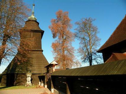 FOTKA - Kostel sv Mikuláše ve Velinách