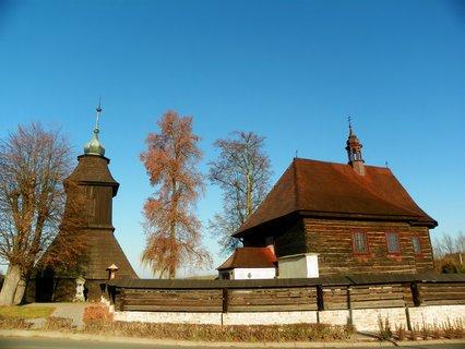 FOTKA - Stavba z roku 1752 VELINY