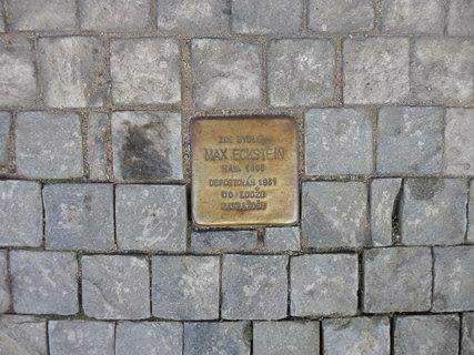 FOTKA - stolpersteine v pražské dlažbě (Kameny zmizelých)