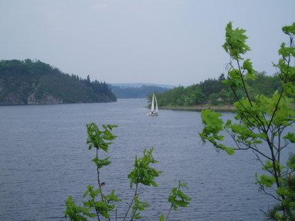 FOTKA - Orlická přehrada