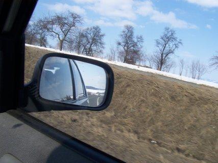 FOTKA - Z auta