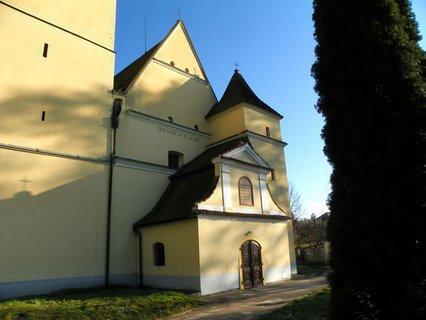 FOTKA - Kostel v Přepychách *