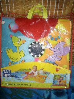 FOTKA - Výhra - hrací deka pro miminko