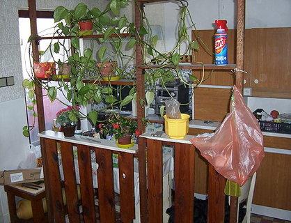 FOTKA - kuchyn pri koupi domu..
