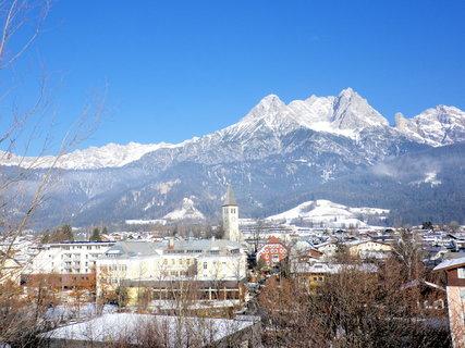 FOTKA - Pohled na Saalfelden z vyhlídky Mühlrain 2