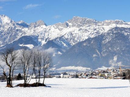 FOTKA - Pohled na Saalfelden z vyhlídky Mühlrain 5