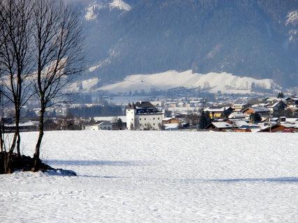 FOTKA - Pohled na Saalfelden z vyhlídky Mühlrain 6