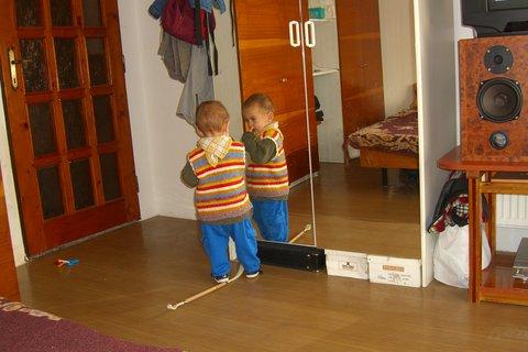 FOTKA - zábava v zrkadle 1