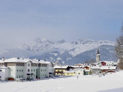 FOTKA - Pohled na Saalfelden.