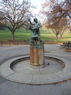FOTKA - fontána U žabiček , Praha, Petřín