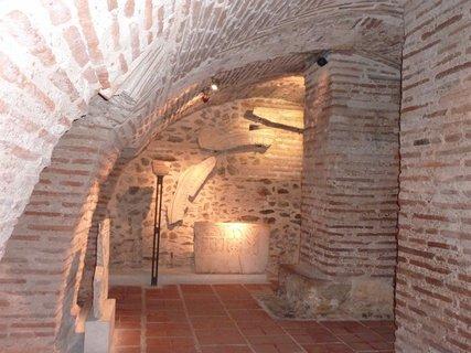FOTKA - Soluň - katakomby v kostele sv. Demetria III