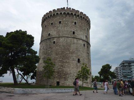 FOTKA - Bílá věž v Soluni