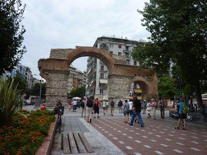 FOTKA - Galeriův oblouk v Soluni