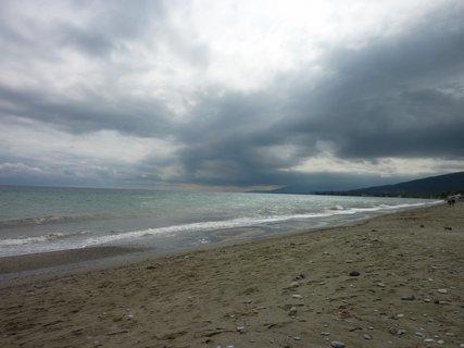 FOTKA - Na pláži v Leptokarii