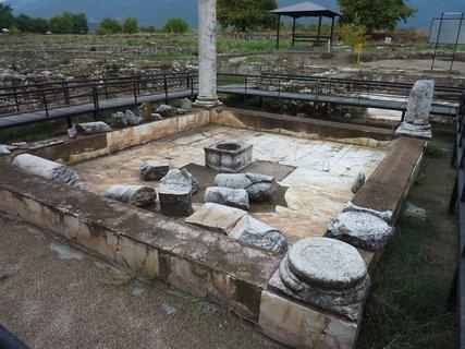 FOTKA - Staromakedonské město Dion XIII