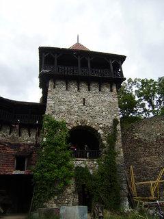 FOTKA - hradní věž