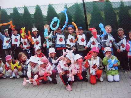 FOTKA - Vzpomínka na léto ve školce 2011
