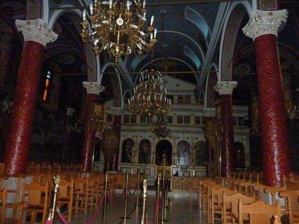 FOTKA - V kostele v Litochoru
