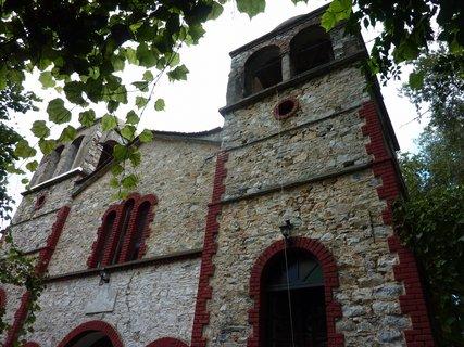 FOTKA - Kostel v Palias Pandeleimonas