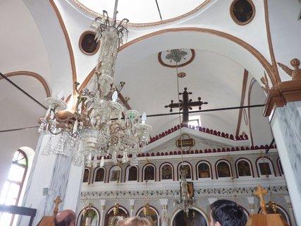 FOTKA - V kostele v Palias Pandeleimonas I