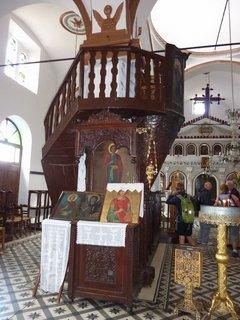 FOTKA - V kostele v Palias Pandeleimonas II