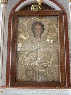 FOTKA - V kostele v Palias Pandeleimonas III