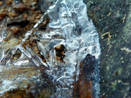 FOTKA - Ledová tříšť